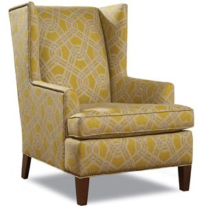 Huntington House 7406 Wing Chair