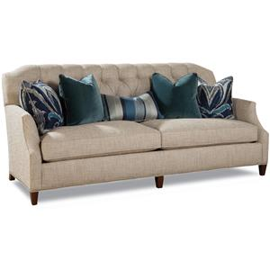 Huntington House 7438 Stationary Sofa