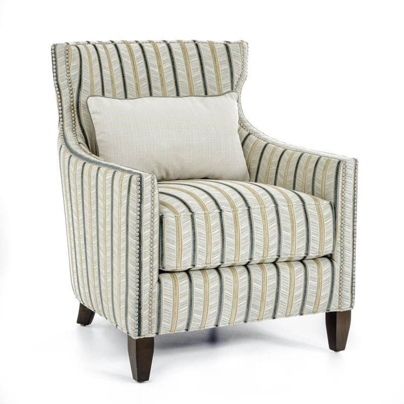Huntington House 7451 Upholstered Chair - Item Number: 7451-50 80404-34