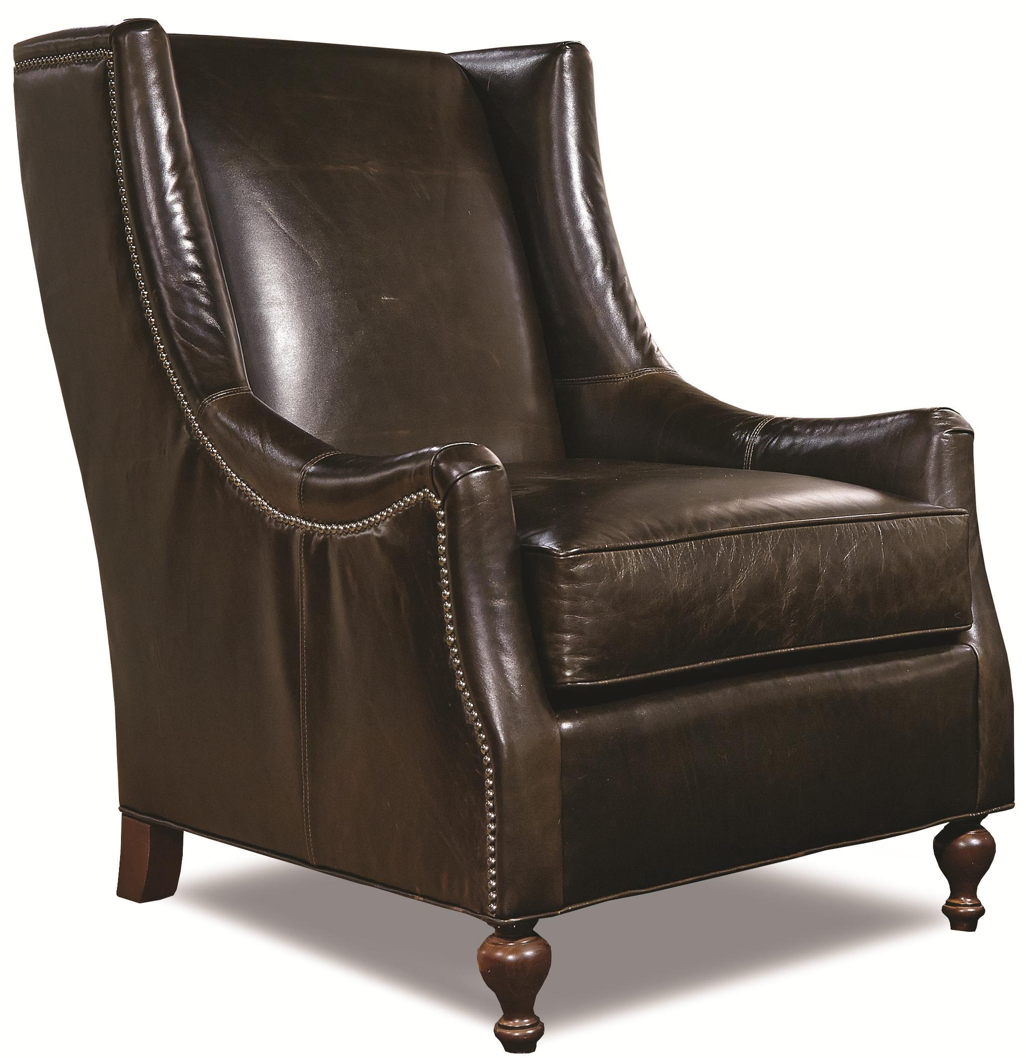 7497 Traditional Accent Chair by Geoffrey Alexander at Sprintz Furniture