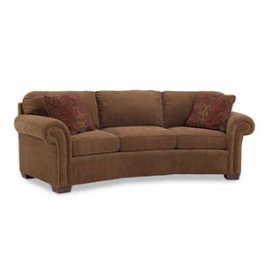 Huntington House 7581 Upholstered Wedge Sofa
