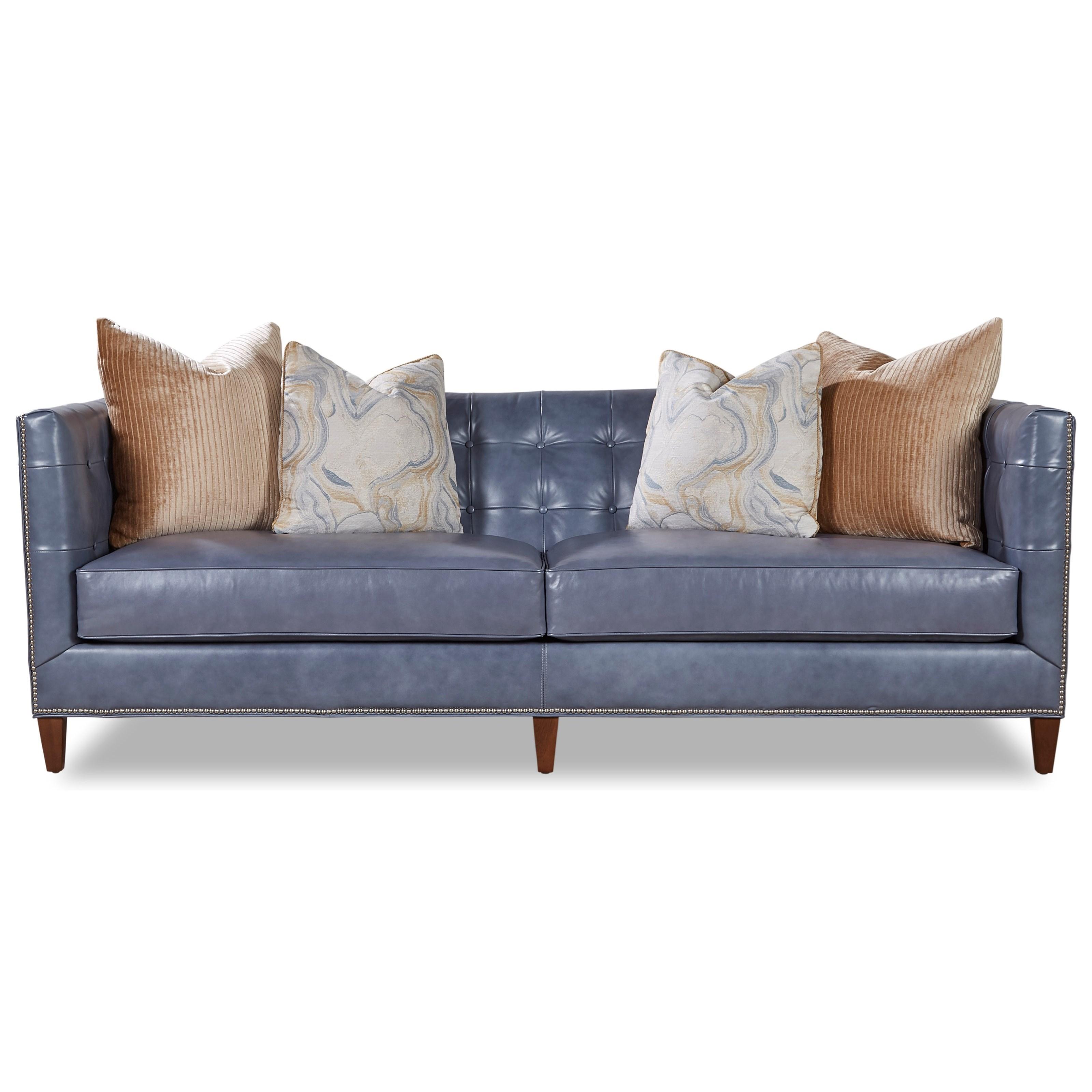 7707 Sofa by Geoffrey Alexander at Sprintz Furniture