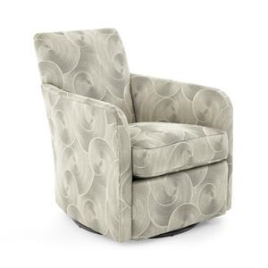 Huntington House 7711 Swivel Chair