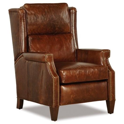 8110 High Leg Recliner by Geoffrey Alexander at Sprintz Furniture