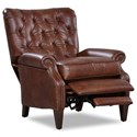 Huntington House 8121 Traditional Power Recliner with Button Tufting