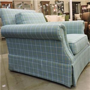 Huntington House Clearance Upholstered Arm Chair