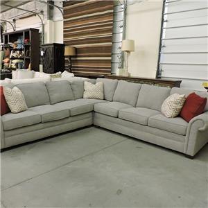 Huntington House Clearance 3-Piece Sectional Sofa
