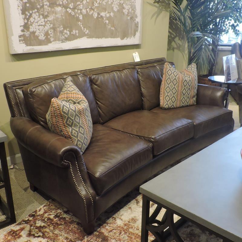 Johnson Leather Sofa