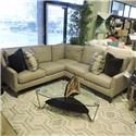 Huntington House clearance Sectional - Item Number: 664846800