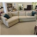 Huntington House clearance 2 Piece Sectional - Item Number: PKG541581