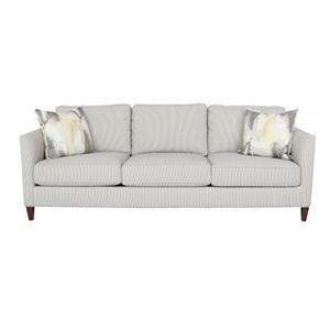 Geoffrey Alexander Rosa Stationary Sofa
