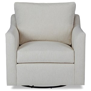 Customizable Tux Arm Swivel Chair