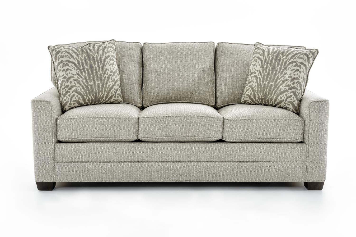 Solutions 2053 Customizable Sofa Sleeper by Huntington House at Baer's Furniture