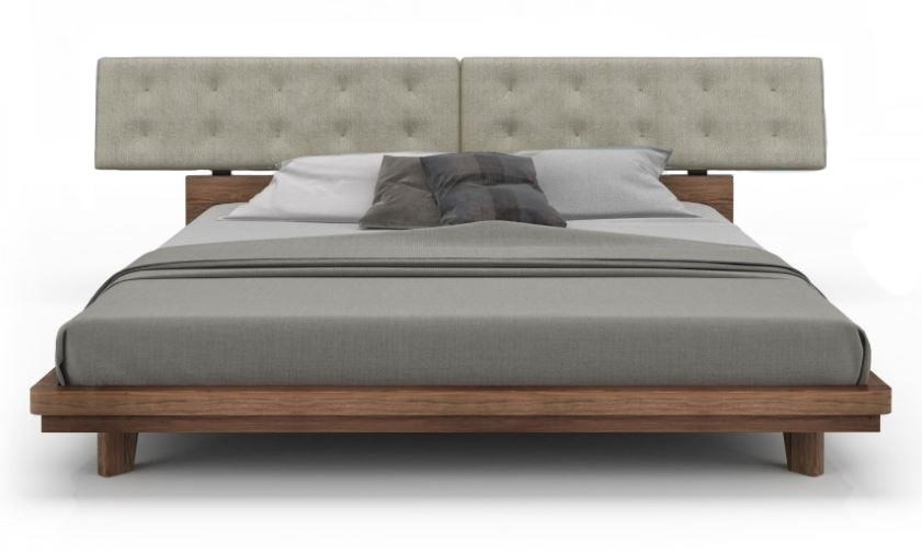 Huppe Nelson Queen Bed - Item Number: 8349U-8320-1010W