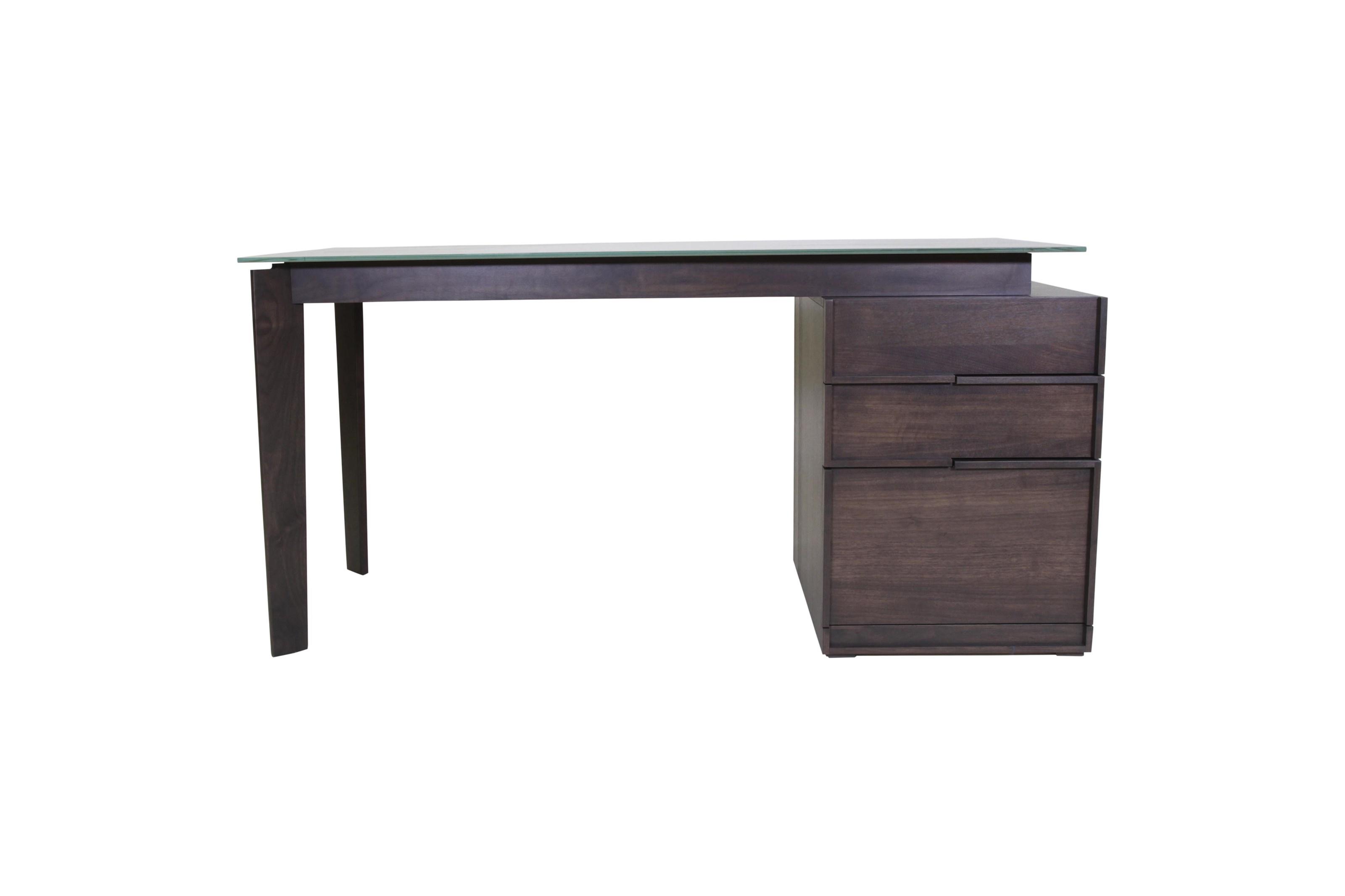 Huppe Swan I Desk - Item Number: 4001-4001V-4002