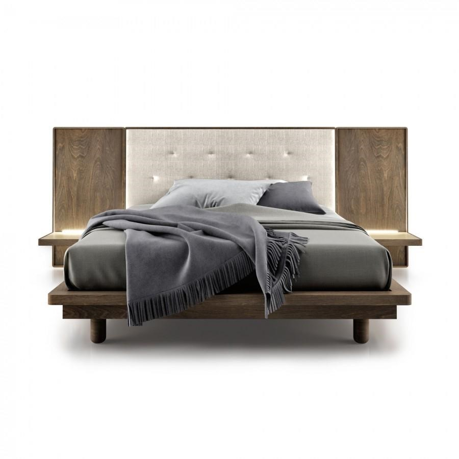 Surface Queen Bed by Huppe at C. S. Wo & Sons Hawaii