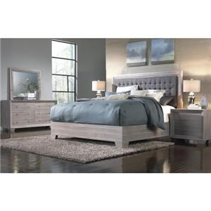 IdeaItalia Arketipo King Bedroom Set