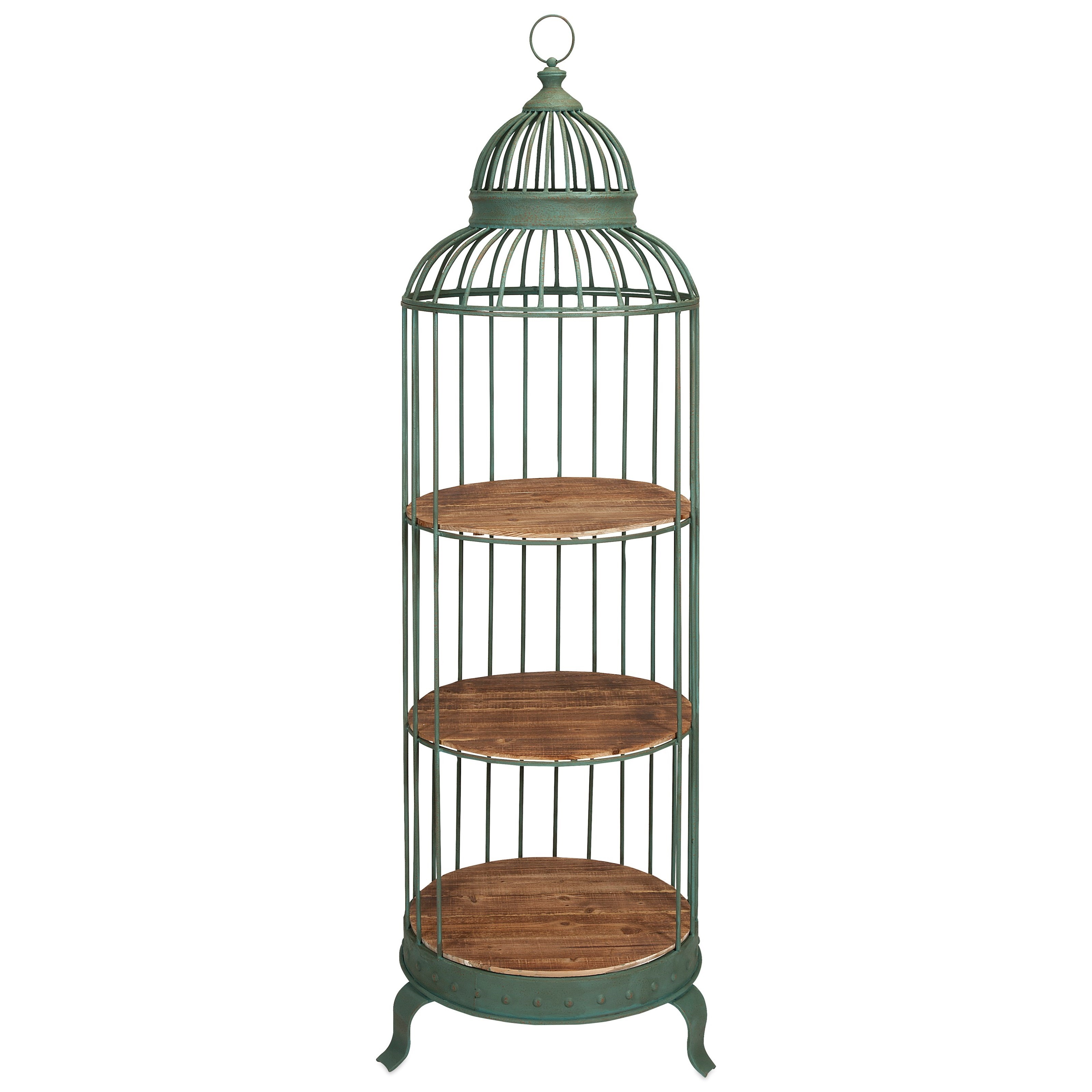 Charlotte Birdcage Shelf