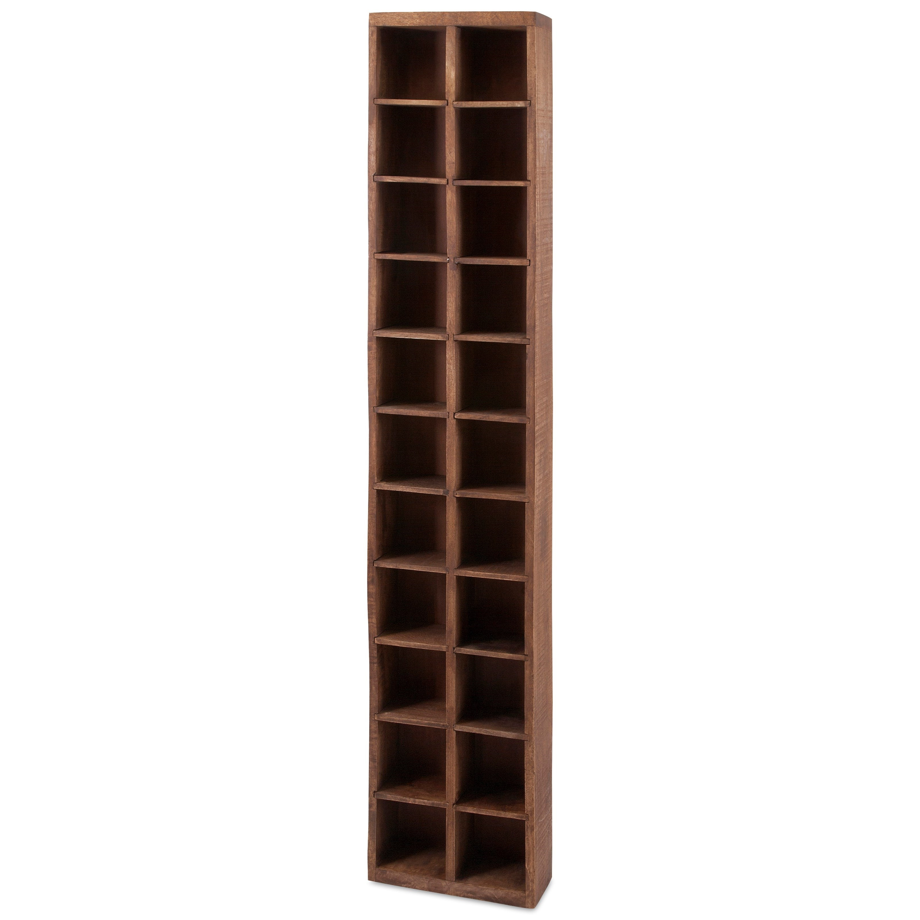 Accent Furniture Harper Cubby Shelf by IMAX Worldwide Home at Alison Craig Home Furnishings