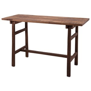 IMAX Worldwide Home Accent Furniture Farm Work Desk