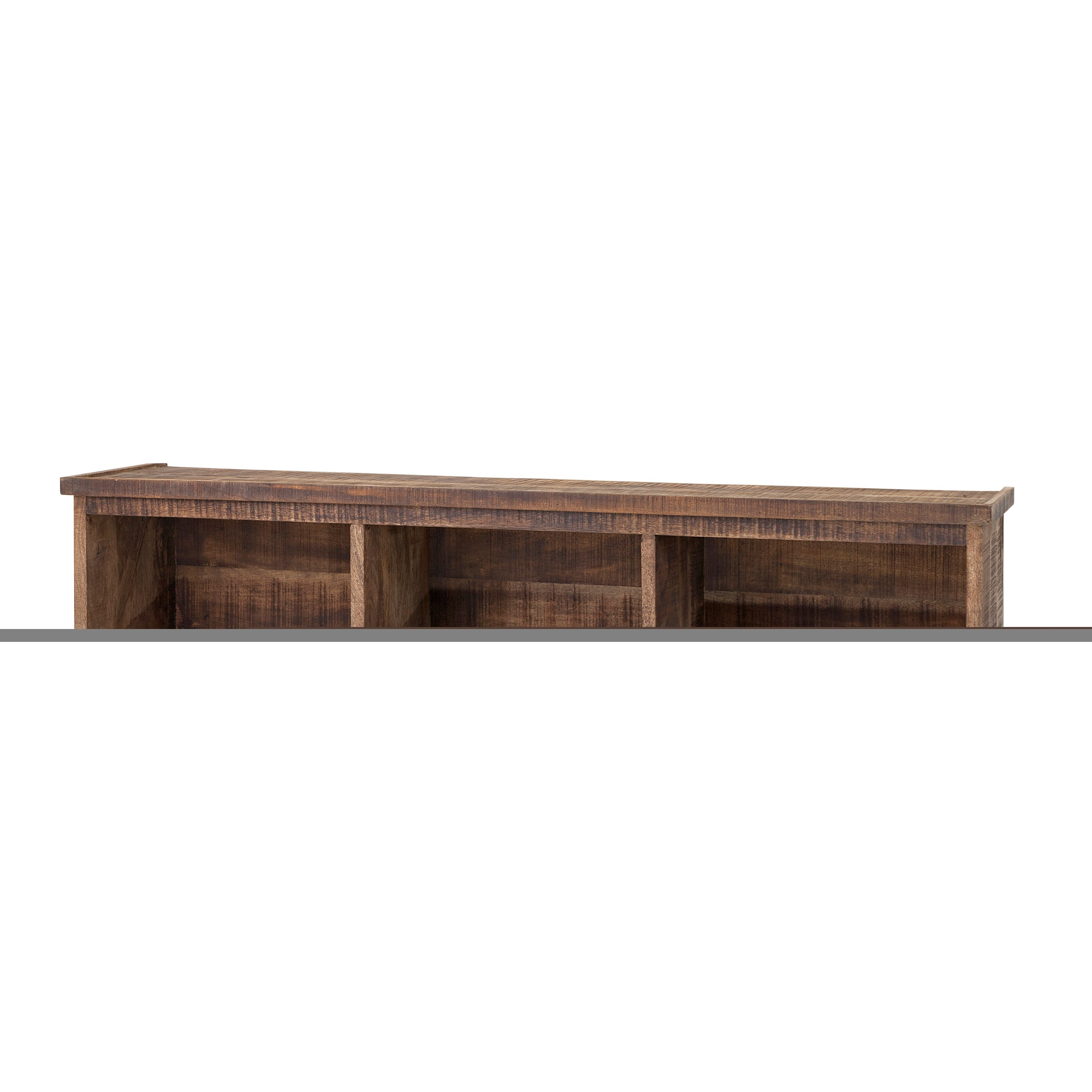 Accent Furniture Ebba Cubby Wall Shelf by IMAX Worldwide Home at Alison Craig Home Furnishings