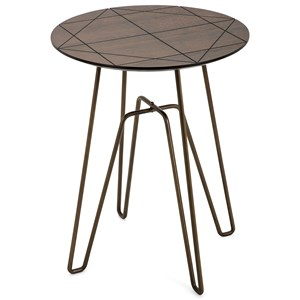 IMAX Worldwide Home Accent Tables and Cabinets Anaya Accent Table