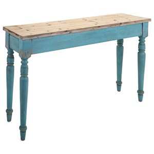 IMAX Worldwide Home Accent Tables and Cabinets Claremore Wooden Console Table