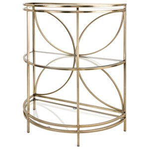 IMAX Worldwide Home Accent Tables and Cabinets Teagan Console