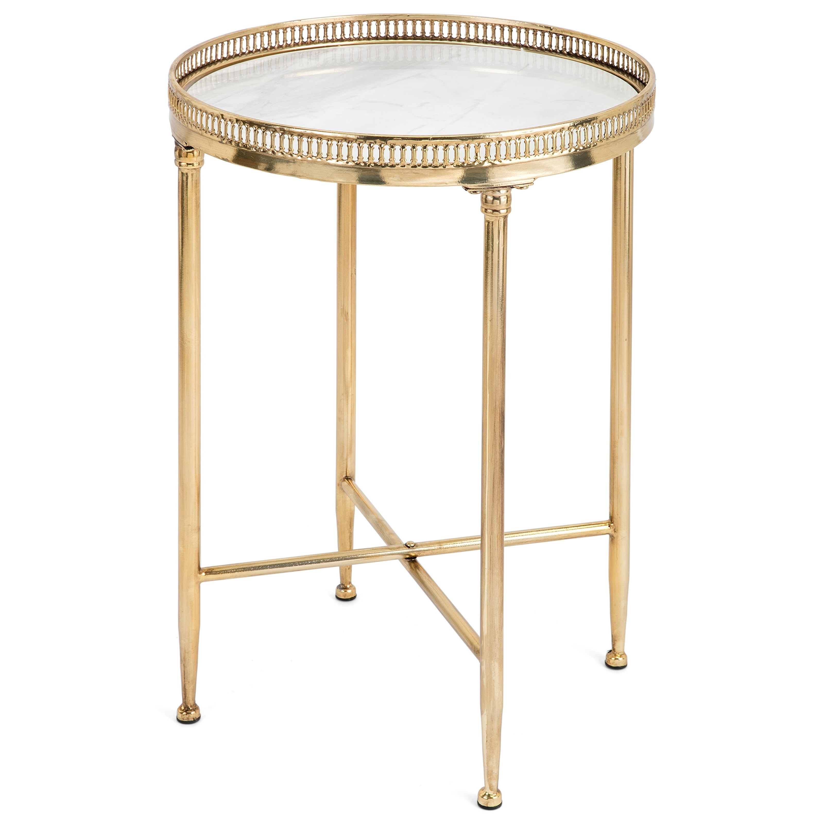 Accent Tables and Cabinets Jocelyn Occasional Table by IMAX Worldwide Home at Alison Craig Home Furnishings