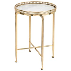 IMAX Worldwide Home Accent Tables and Cabinets Jocelyn Occasional Table