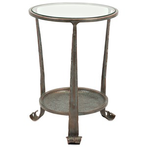 IMAX Worldwide Home Accent Tables and Cabinets Gregory Occasional Table