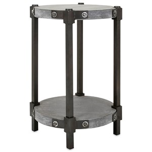 IMAX Worldwide Home Accent Tables and Cabinets Modon Accent Table