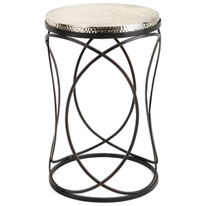 IMAX Worldwide Home Accent Tables and Cabinets Cheslin Accent Table