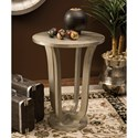 IMAX Worldwide Home Accent Tables and Cabinets Jensen Aluminum Clad Table - Item Number: 68044