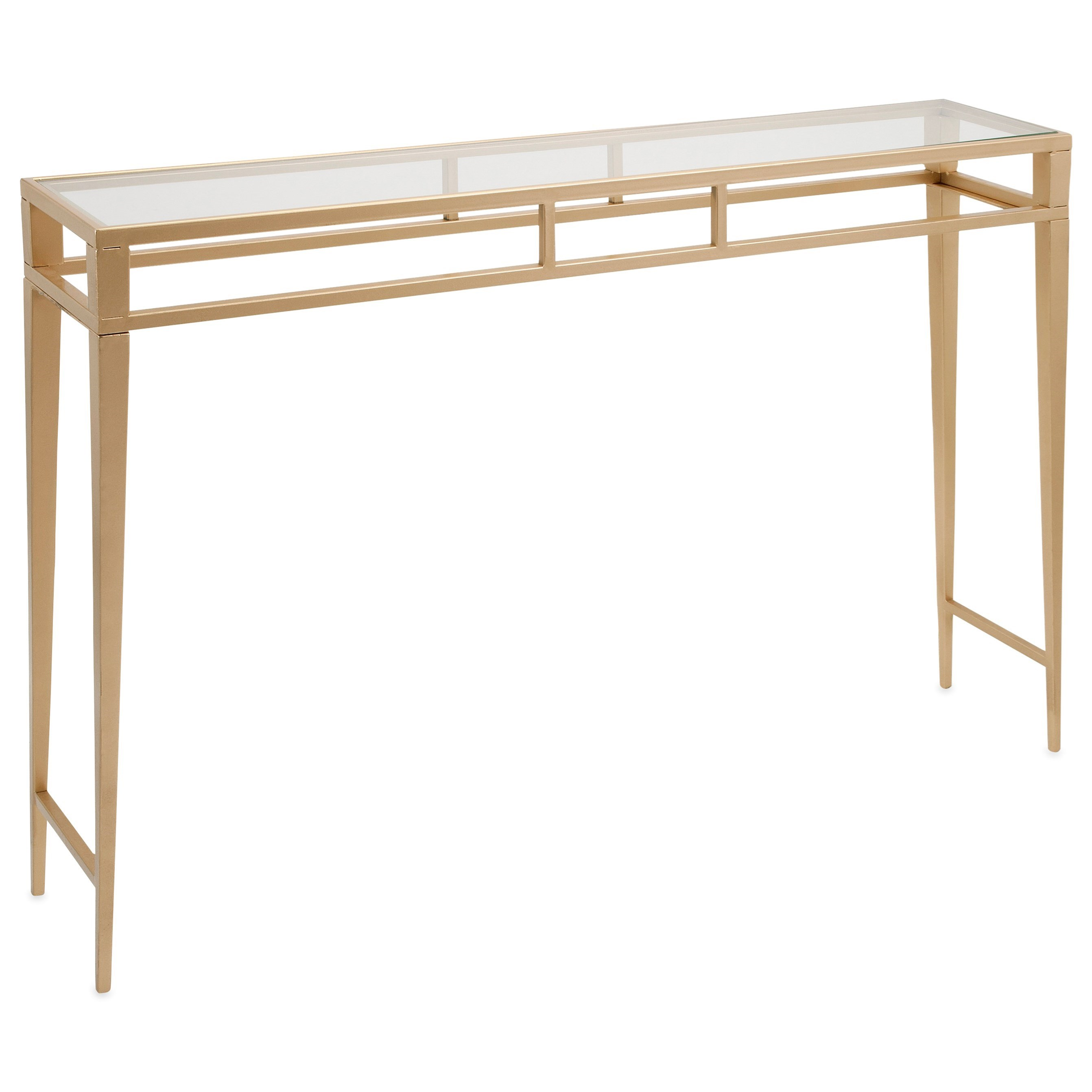 Drexel Console Table