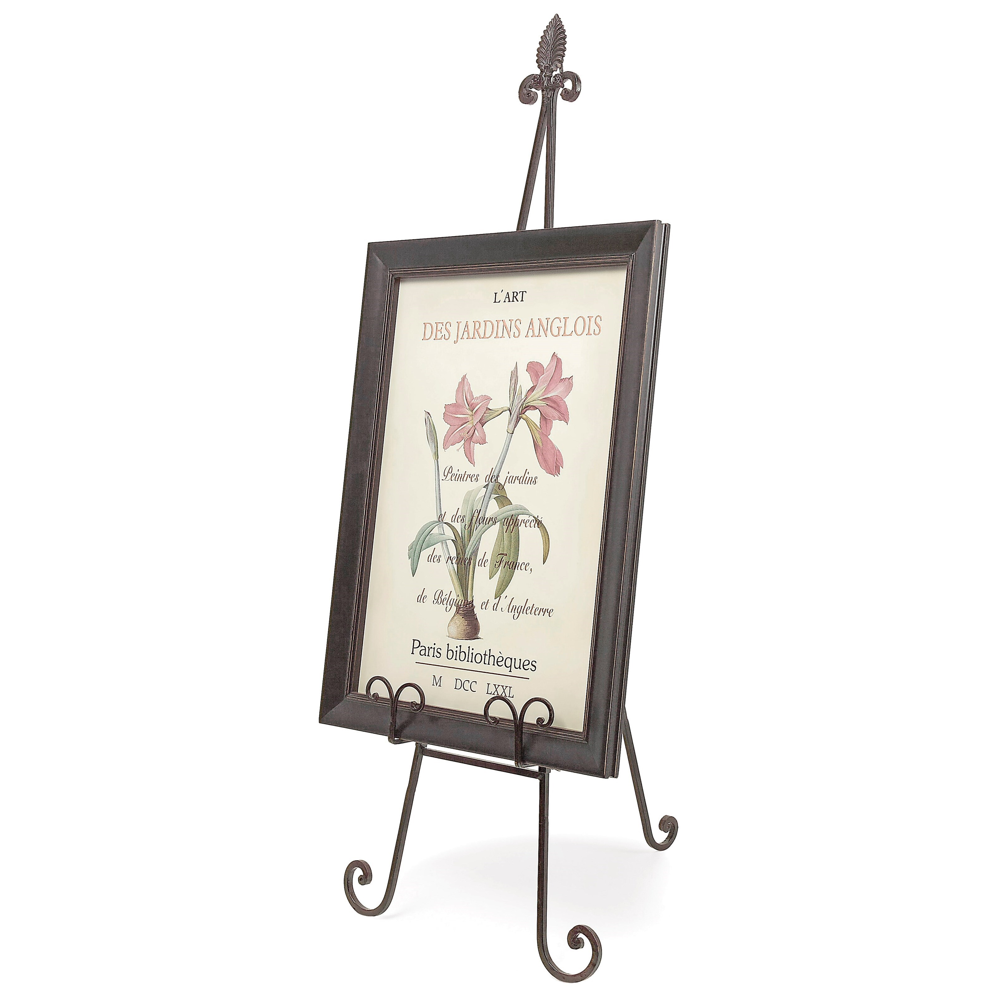 Accessories Floor Easel by IMAX Worldwide Home at Alison Craig Home Furnishings