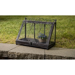 IMAX Worldwide Home Accessories Lefroy Tabletop Terrarium
