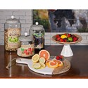 IMAX Worldwide Home Accessories Peyton Marble and Wood Cheese Board