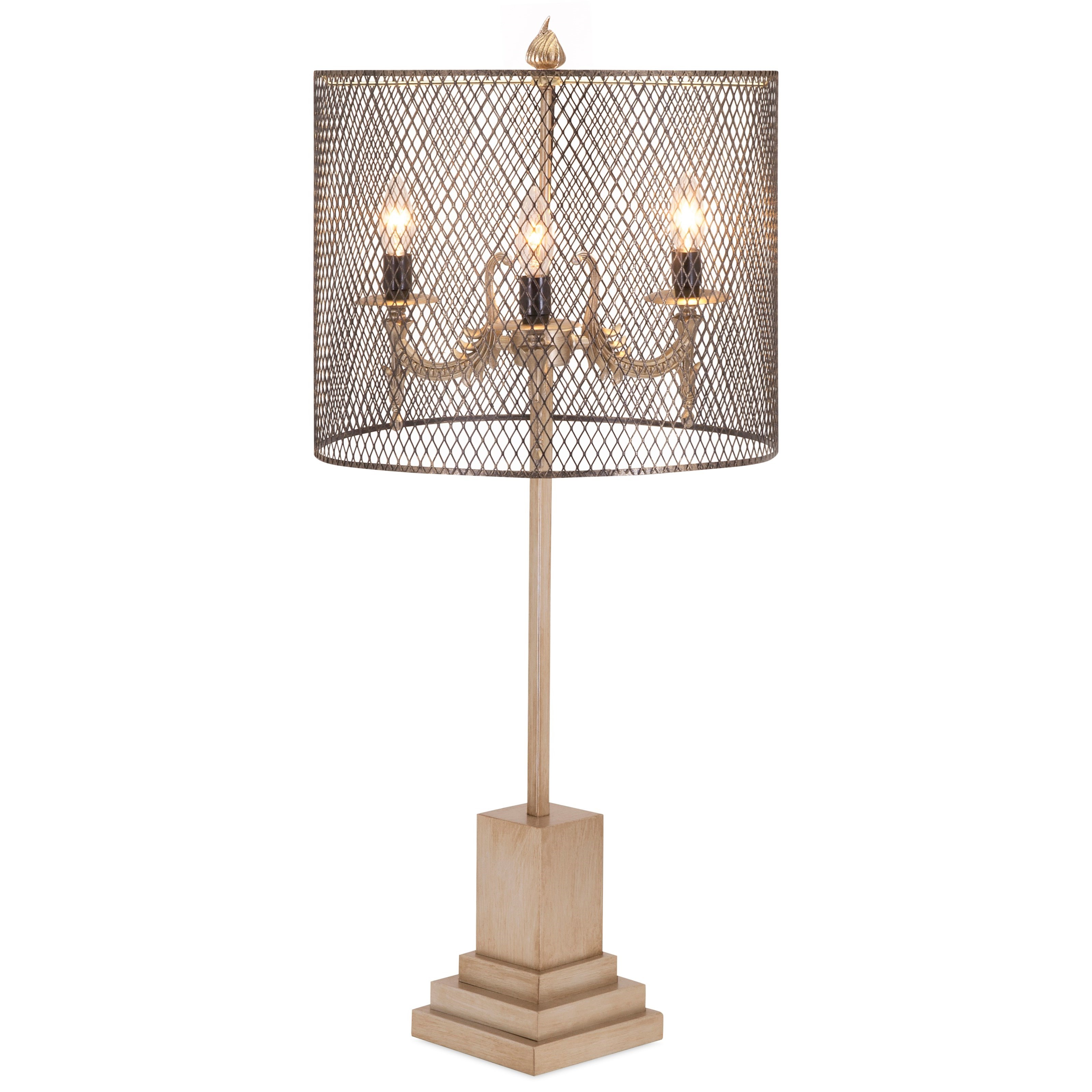 Becky Fletcher Anna Table Lamp by IMAX Worldwide Home at Alison Craig Home Furnishings