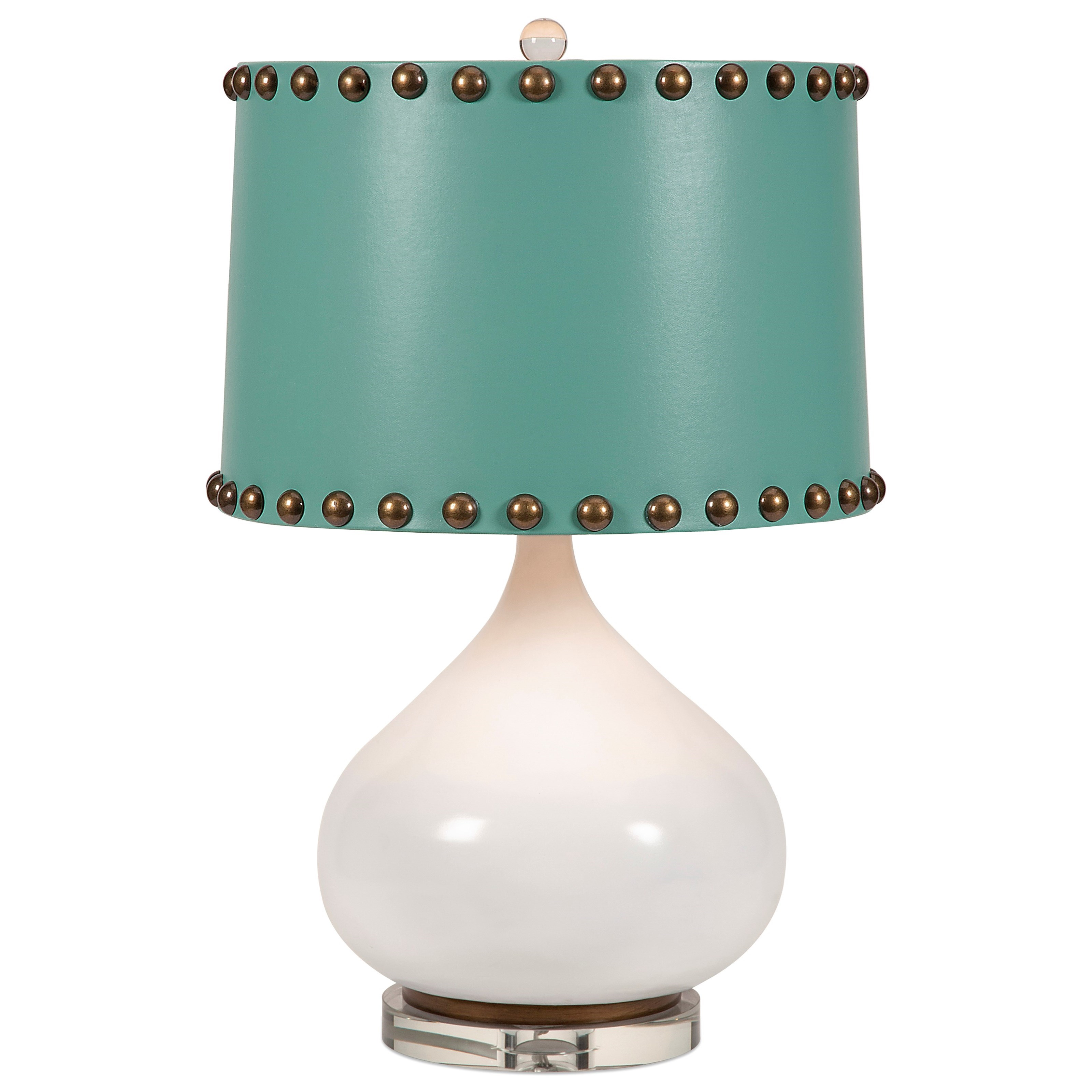 Becky Fletcher Abelie Table Lamp by IMAX Worldwide Home at Alison Craig Home Furnishings