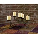 IMAX Worldwide Home Candle Holders and Lanterns Candleholder - Item Number: 10531