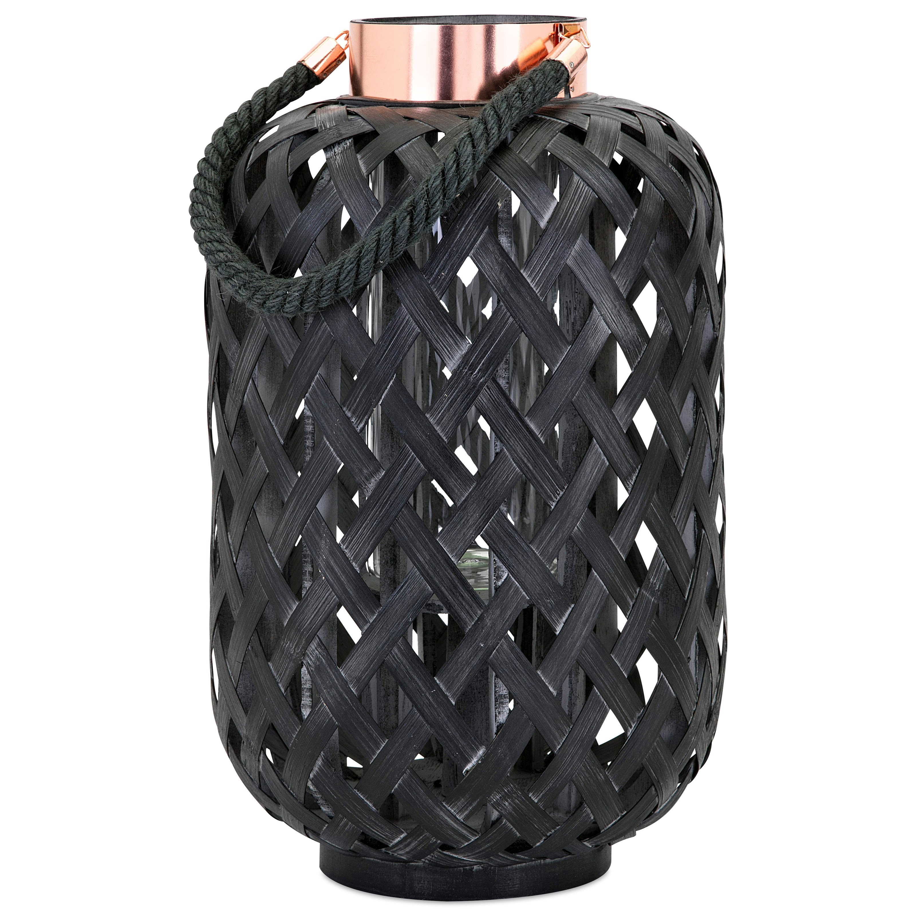 Anja Small Bamboo Lantern