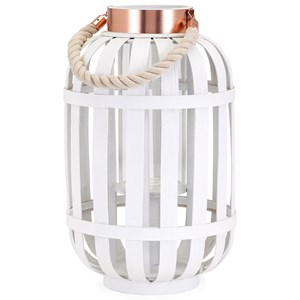 IMAX Worldwide Home Candle Holders and Lanterns Stephie Small Lantern