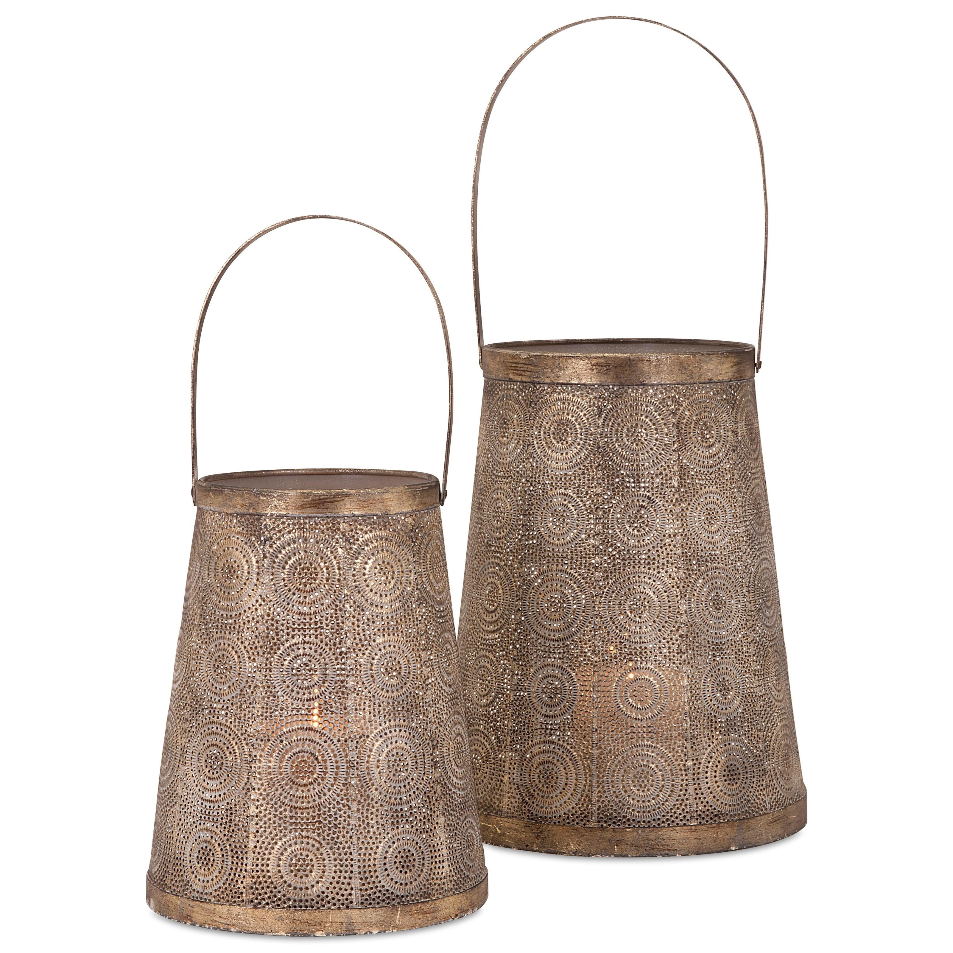 Cassara Small Pierced Lantern