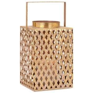 IMAX Worldwide Home Candle Holders and Lanterns Kaftan Small Lantern