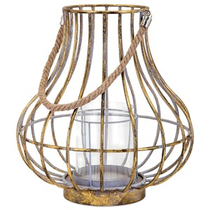 IMAX Worldwide Home Candle Holders and Lanterns Reko Tall Lantern