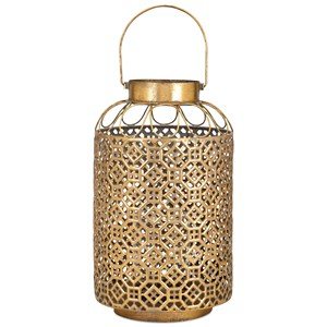 IMAX Worldwide Home Candle Holders and Lanterns Jabir Small Lantern