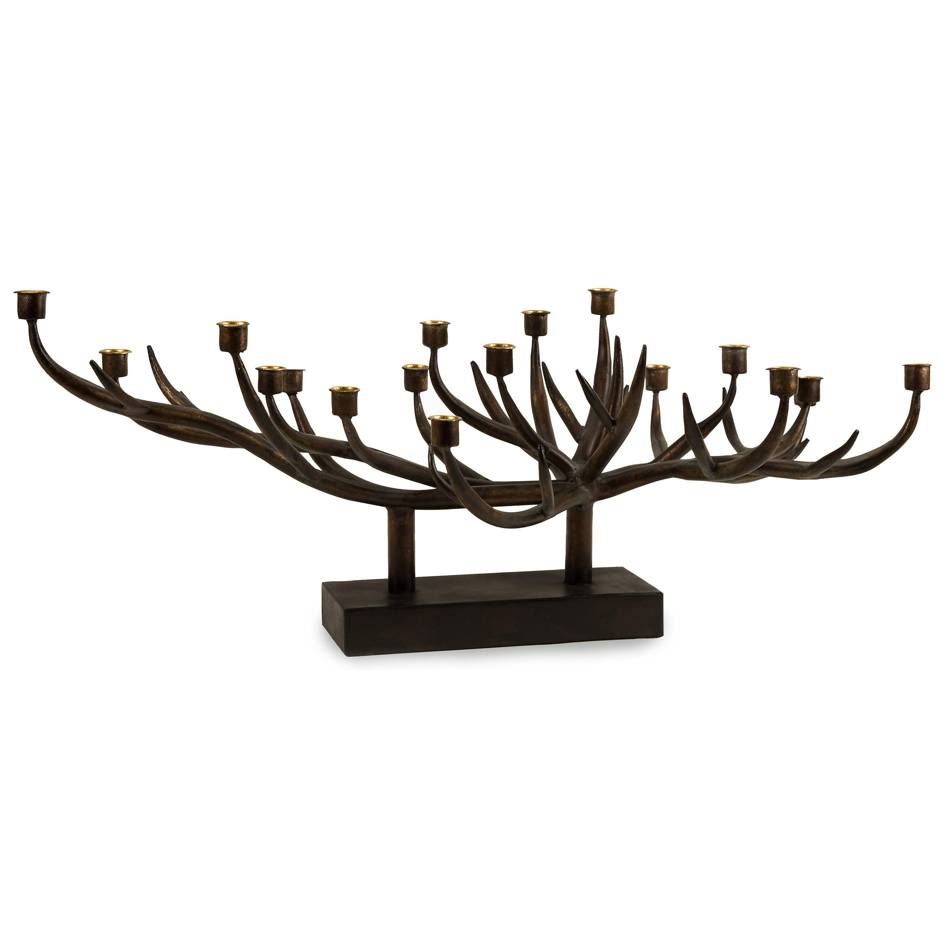Branch Candleholder