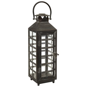 IMAX Worldwide Home Candle Holders and Lanterns Drake Tall Candle Lantern