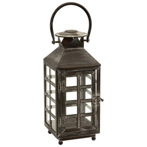IMAX Worldwide Home Candle Holders and Lanterns Drake Small Candle Lantern